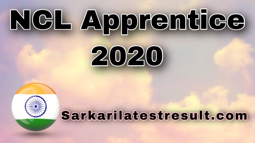 NCL Apprentice Online Form 2020